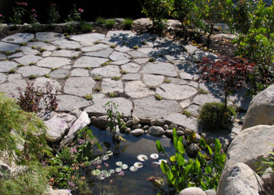 Landscape Design Landscape Architecture Vancouver Water Feature